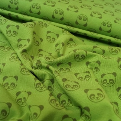 Jersey Panda grün