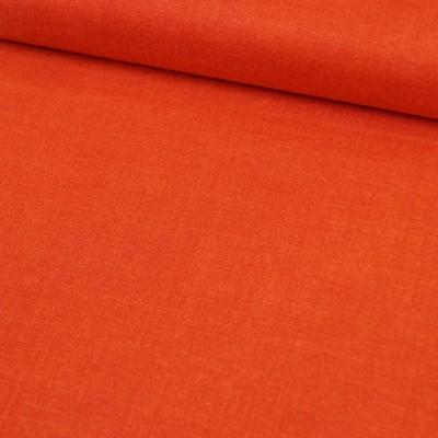 Makower - Linen Texture- tomato