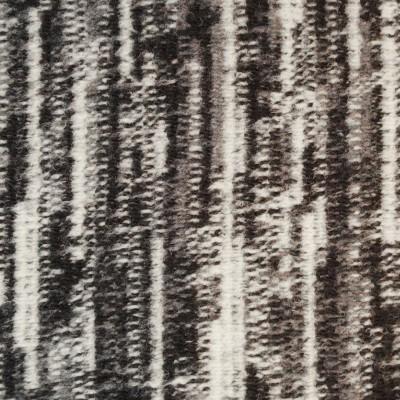 Dicker Wollstrick - schwarz-weiss-grau - 65% Schurwolle