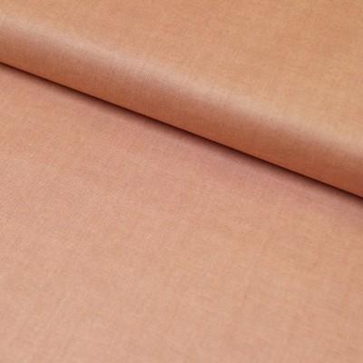 Makower - Linen Texture- coral pink