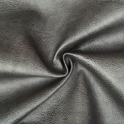 Kunstleder / Taschenleder - silbergrau
