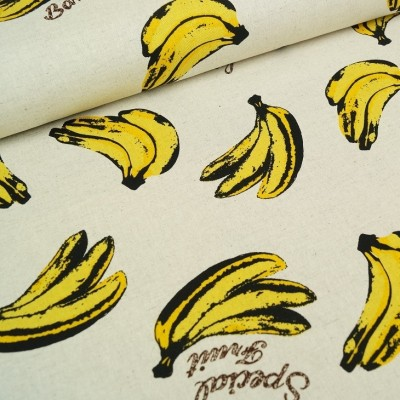 Bananen Canvas aus Japan
