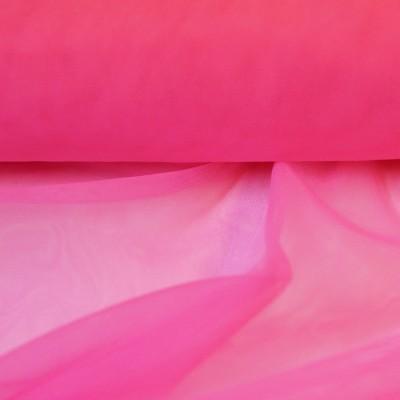 Reststück 3mx160cm - Soft-Tüll pink