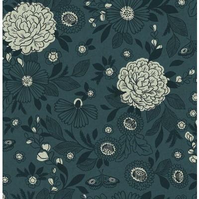 Cotton+Steel Canvas - Earth Garden - Stunning