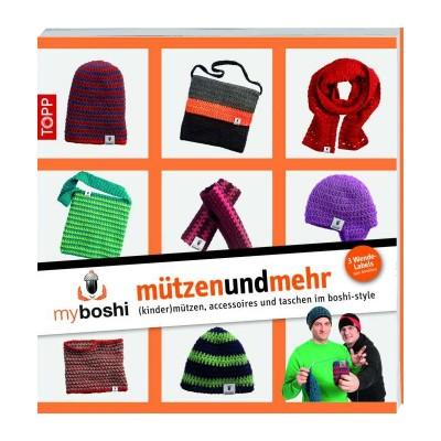 Topp my boshi, mützen und mehr - (kinder)mützen, accessoires du taschen im boshi-style
