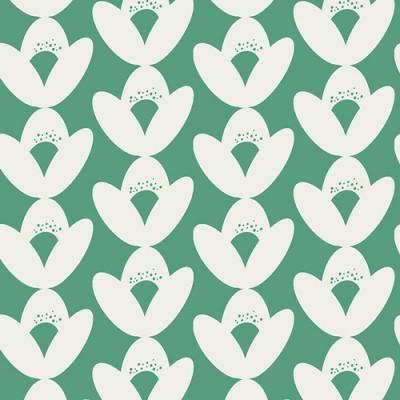 "Art Gallery - ""Lotus Beats Echo"" Happy Home by Caroline Hulse"