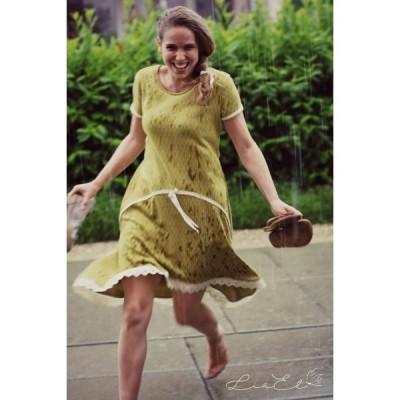 Kleid Suzan von lillestoff - Schnittmuster