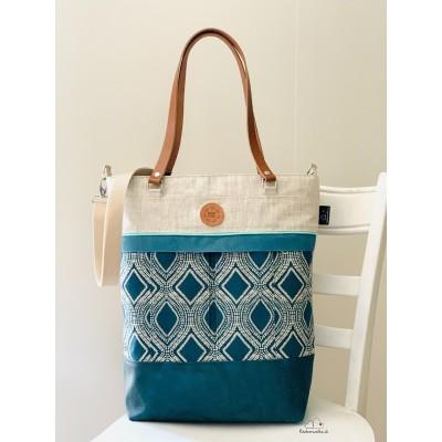 Stoffpaket Mila Uni Bag von Räuberwolke