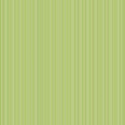 Makower - Pinstripe - grün-weiss