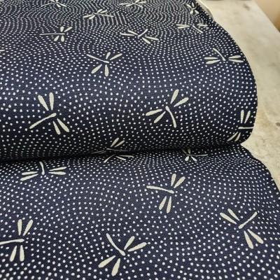 Japanische Libellen - blau
