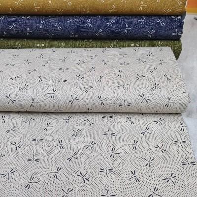 Japanische Libellen - helles beige