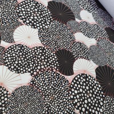 MYO Design Twill - Schirme - schwarz-weiss