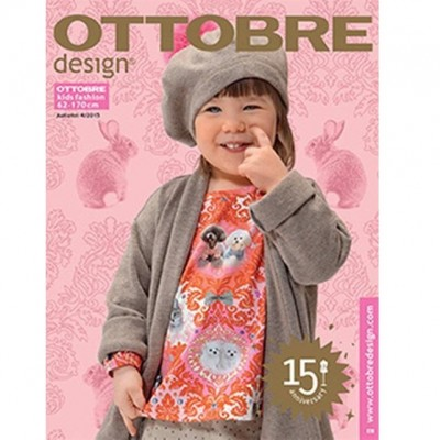 Ottobre kids fashion 62-170cm, Herbst 4/2015