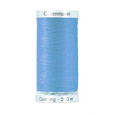 Gütermann Quilting 200m - Farbe 5826 hellblau