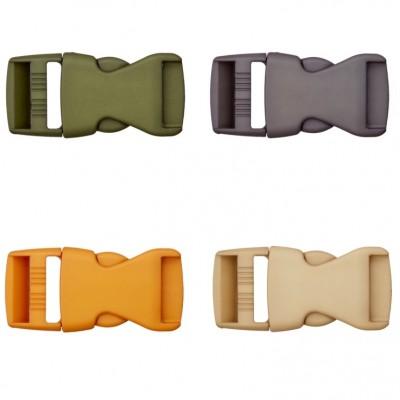 Rucksackschnalle 25mm - verschiedene Farben
