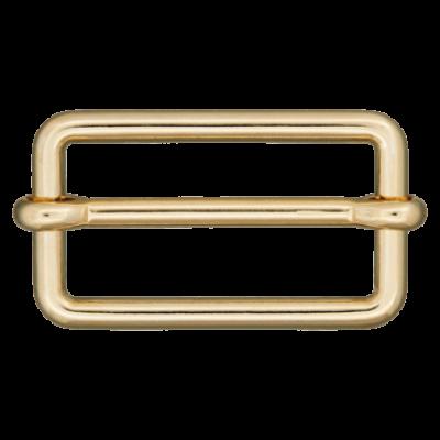 Metallschieber gold in verschiedenen Breiten