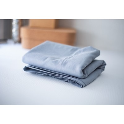 Washed Cotton Twill von Mind the Maker in skyblue