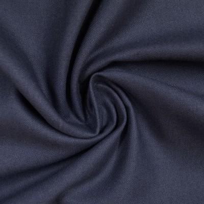 Canvas - uni dunkelblau