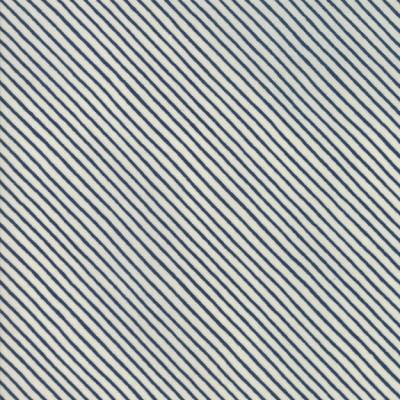 """Reststück 37cmx112cm - Moda """"Candy Cane Stripe"""" von Janet Clare - snow storm"""