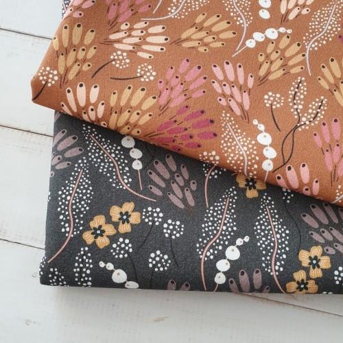 MYO Design Twill - Seeds - amber