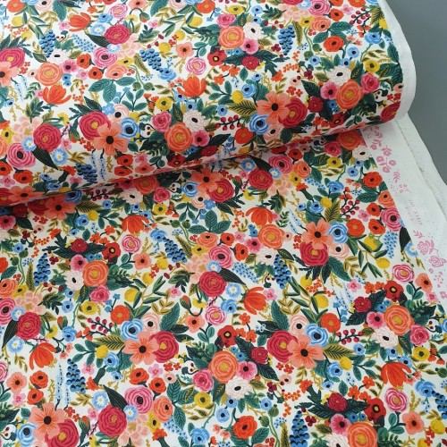 Cotton and Steel - Rifle Paper Co. - Wildwood - Petite Garden Party