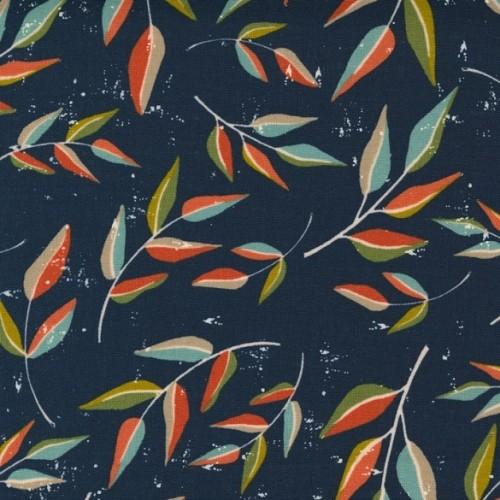 Leave dream, midnight - Songbook - Moda Fabrics